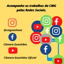 Câmara de Guanhães presente nas Redes Sociais