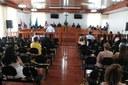 Posse dos eleitos: Prefeita e vereadores assumem cargos