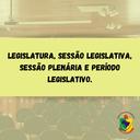 Vocabulário do Poder Legislativo
